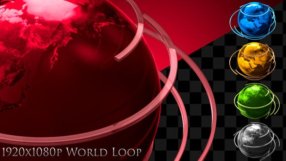 Cover Image for Broadcast World Loop