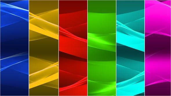 Thumbnail for Abstract Wavy Line
