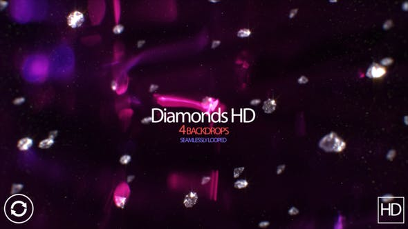 Cover Image for Diamonds HD