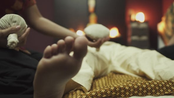 Thumbnail for Herbal Pouch Thai Massage