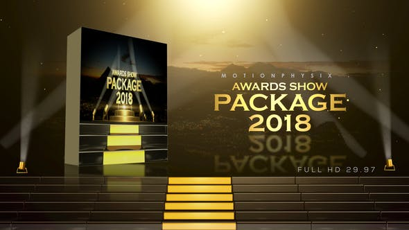 Thumbnail for Award Show Package 2018