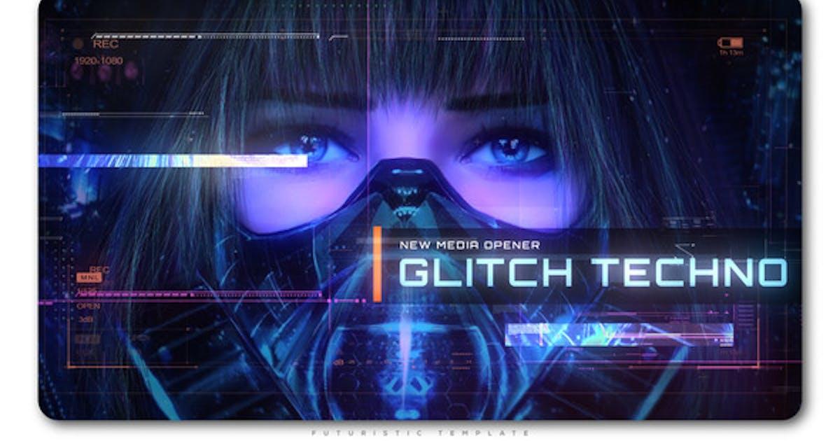 Download Glitch Techno Media Opener by TranSMaxX