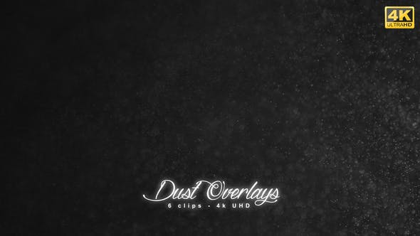 Dust Overlays