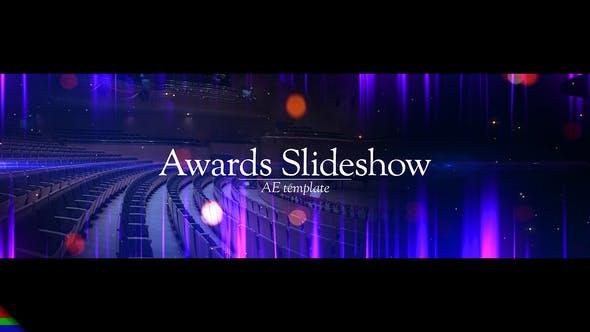 Thumbnail for Awards Slideshow