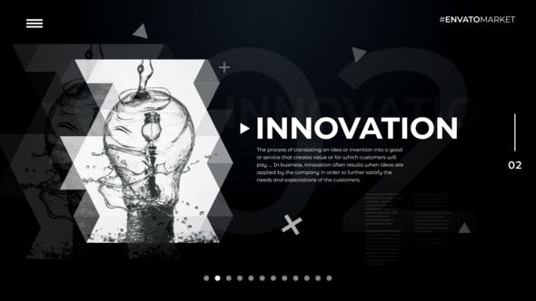 Thumbnail for Triangle Corporate Presentation