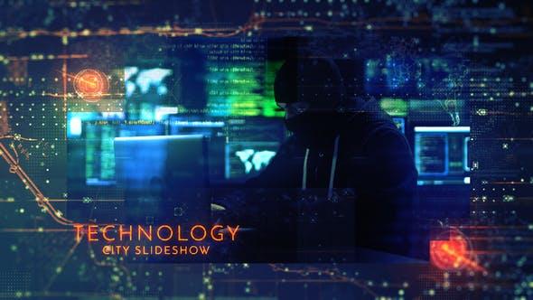 Thumbnail for Technology City Slideshow