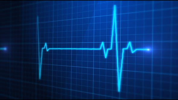 Thumbnail for Digital EKG Pulse
