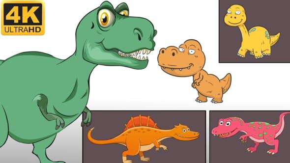 Thumbnail for Dinosaur Pack