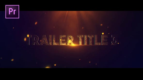 Thumbnail for Trailer Title V.3
