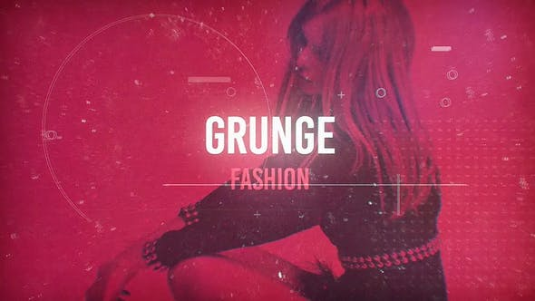 Thumbnail for Grunge Fashion