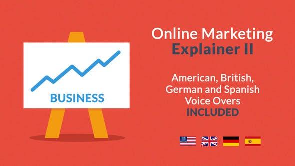 Thumbnail for Online Marketing Explainer II