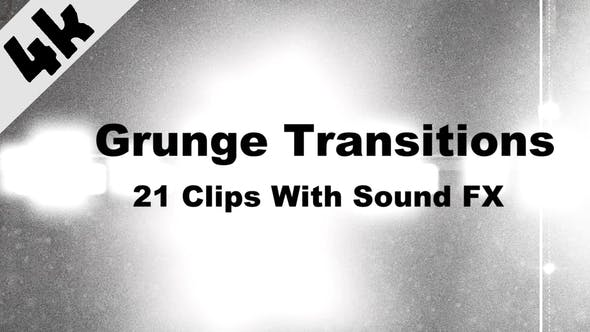 Thumbnail for Grunge Transitions