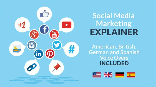 Thumbnail for Social Media Marketing Explainer