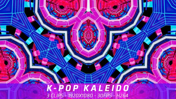 Thumbnail for K-Pop Kaleido