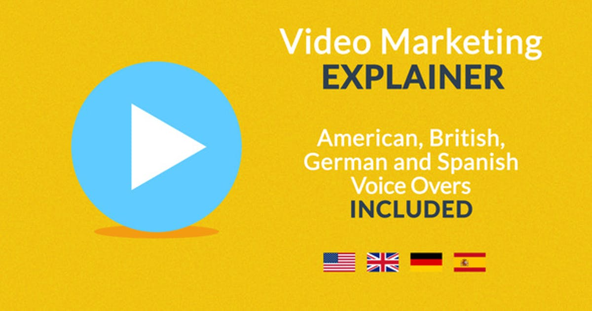 Download Video Marketing Explainer by JakubVejmola