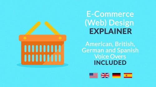 E-Commerce (Web) Design Explainer