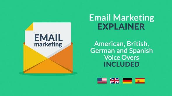 Thumbnail for Explicador de Correo electrónico Marketing