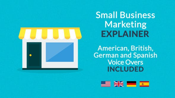 Thumbnail for Small Business Marketing Explainer