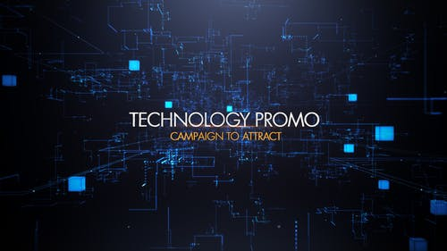 Technologie-Promo