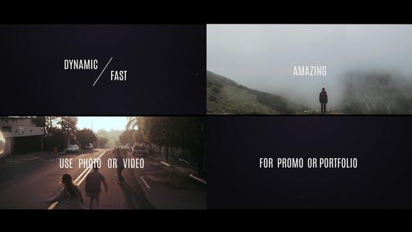 Thumbnail for Typographic Promo