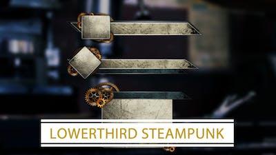 Lower Thirds Steampunk