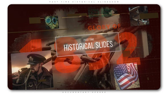Thumbnail for Past Time Historical Slideshow