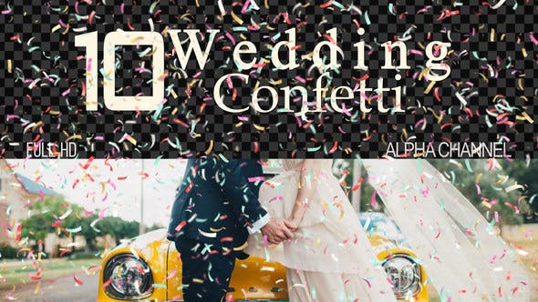 Thumbnail for Wedding Confetti