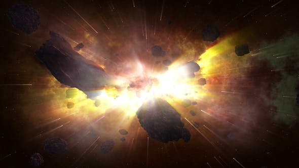 Thumbnail for Flying Through an Asteroid Field