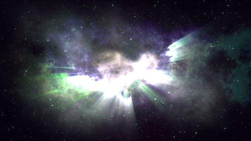 Flying Through a Star Field