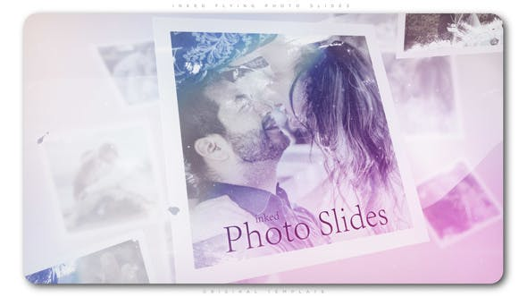 Thumbnail for Inked Flying Photo Slides