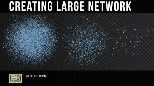 Creating Large Network