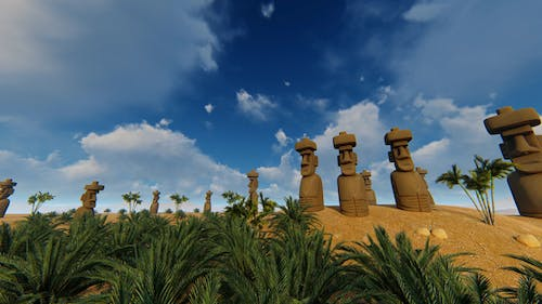 Monuments Of Civilizations