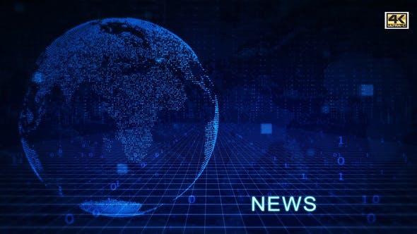 Thumbnail for News Digital 4K