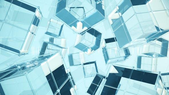 Thumbnail for Glass Cubes Light