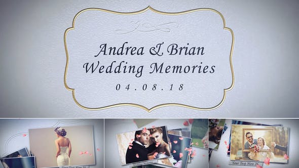 Thumbnail for Wedding Memories