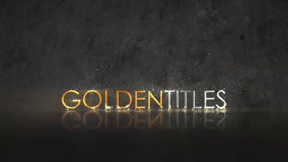 Thumbnail for Golden Titles