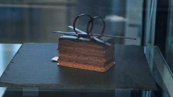 Thumbnail for Single Chocolate Cake in Shop