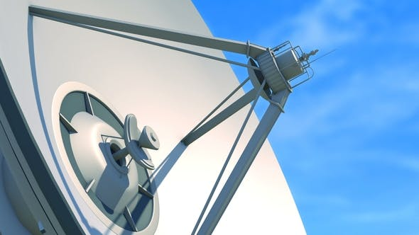 Thumbnail for Huge Radio Telescope