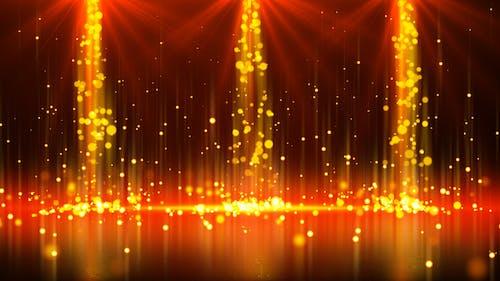 Particles Light Loop