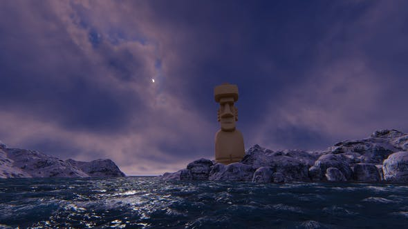 Thumbnail for Monument To The Old Civilizations Of The Disappeared
