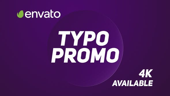 Thumbnail for Typo Promo