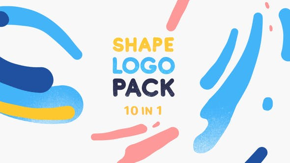 Thumbnail for Logo Animations Bundle 10 in 1