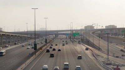 Dubai Marina Highway Dubai