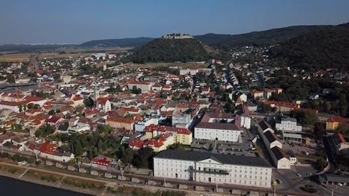 Hainburg an Der Donau, Austria.