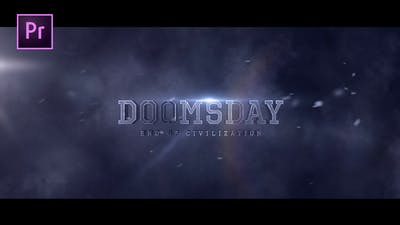 Doomsday Title Design