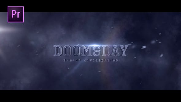 Thumbnail for Doomsday Title Design