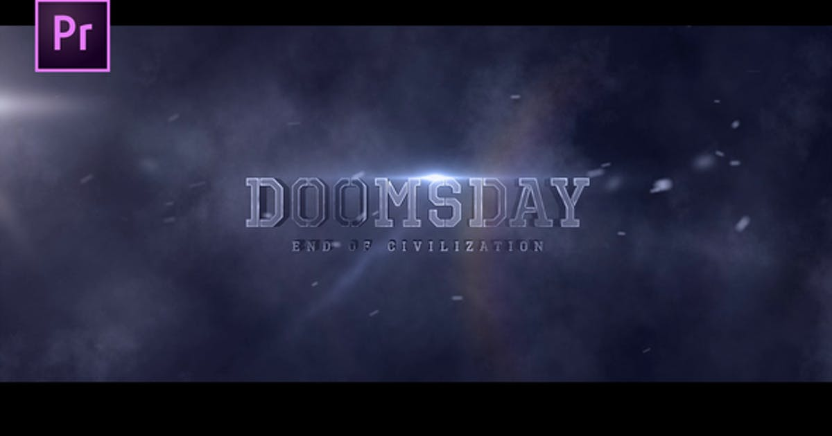 Download Doomsday Title Design by Media_Stock
