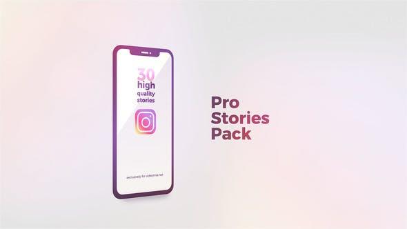 Thumbnail for Instagram Stories Pro