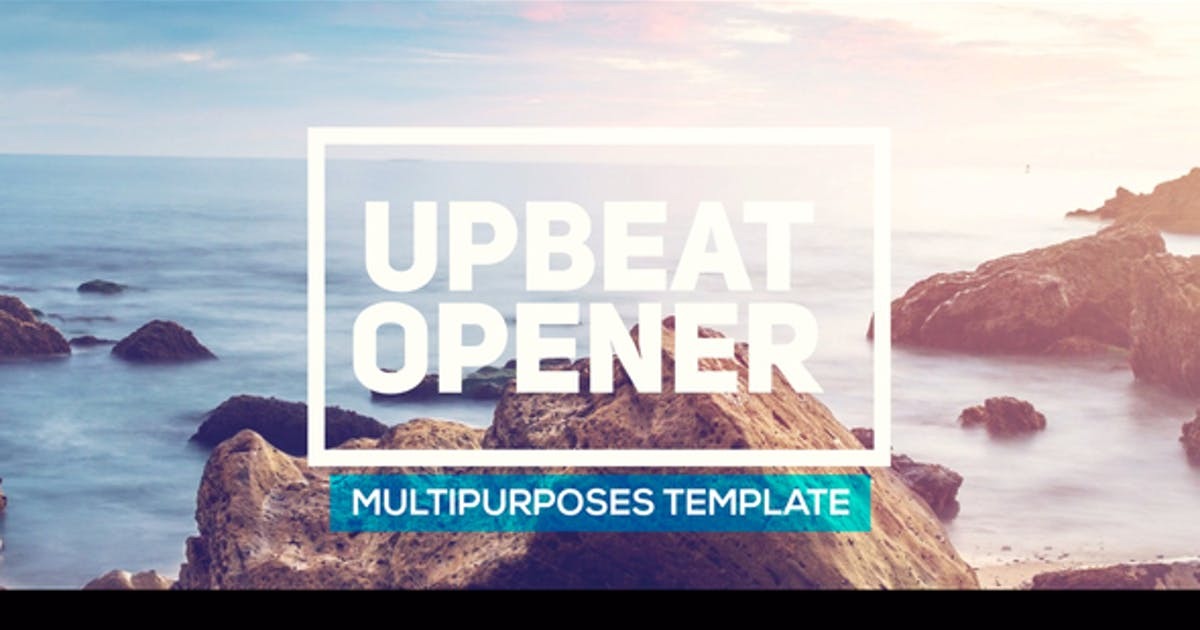 Download Upbeat Opener by MbrEffects