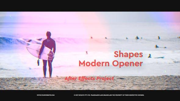 Thumbnail for Shapes Modern Opener